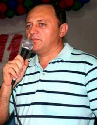 Ex-prefeito Leocádio Olimpio Rodrigues
