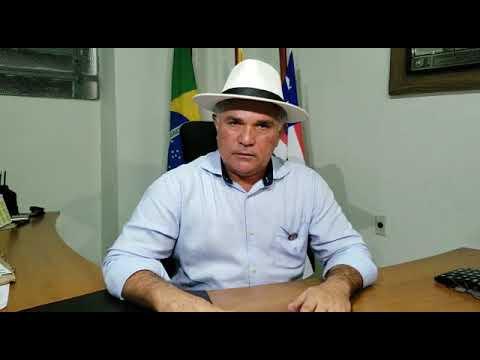 Prefeito Carlinhos Barros (PC do B)