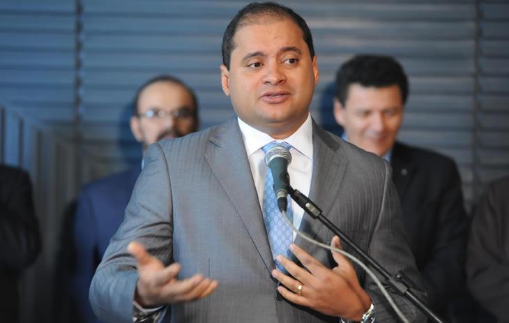 Senador Weverton Rocha (PDT-MA)