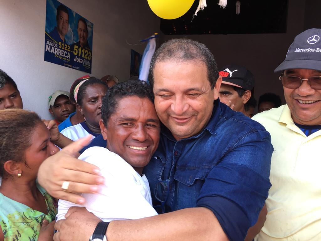 Escutec: Jota Pinto lidera disputa pela Prefeitura de São José de ...