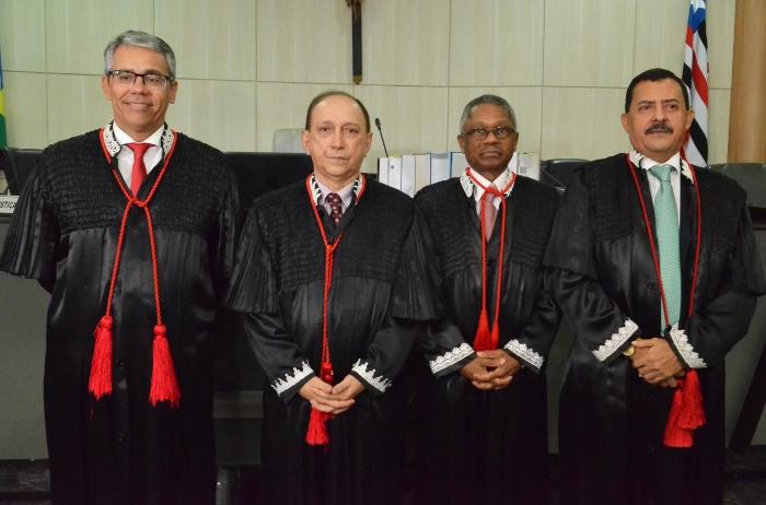 Eleição da Nova Mesa Diretora do TJMA. Foto Divulgação