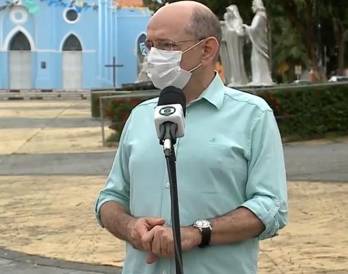 """Câmara de Ribamar instala CPI da Saúde no """"couro"""" de Eudes Sampaio ..."""