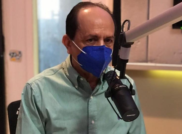 Dr. Julinho, pré-candidato a prefeito de Ribamar