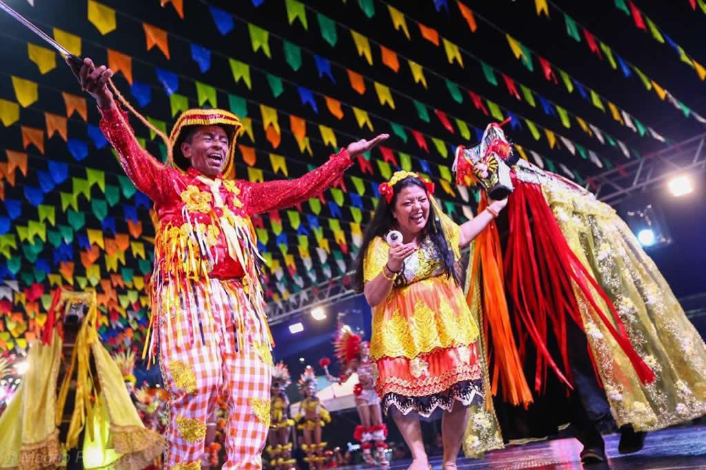 Festa Junina no Maranhão