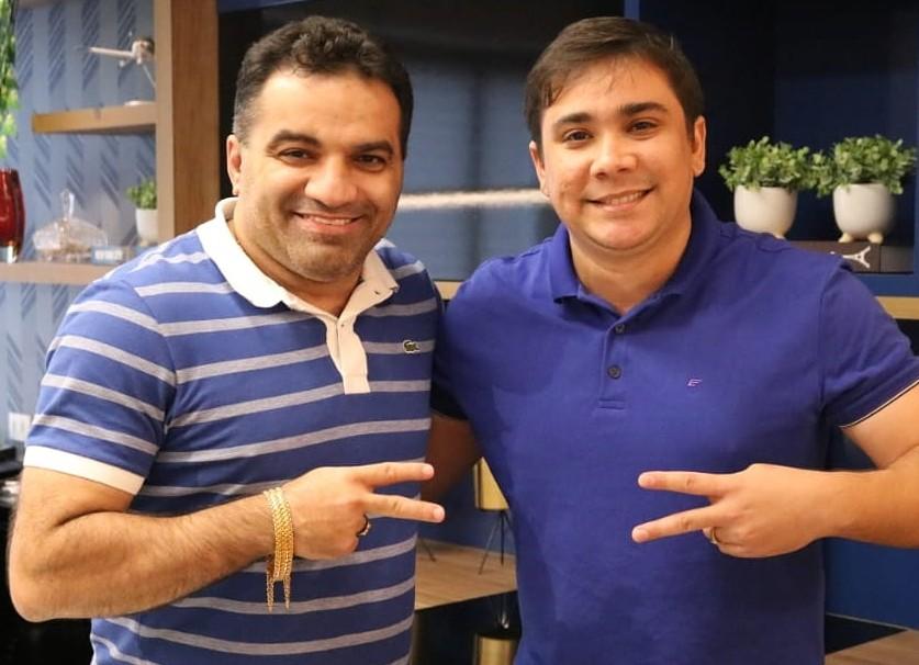 Josimar Maranhãozinho e Lucas da Farmácia
