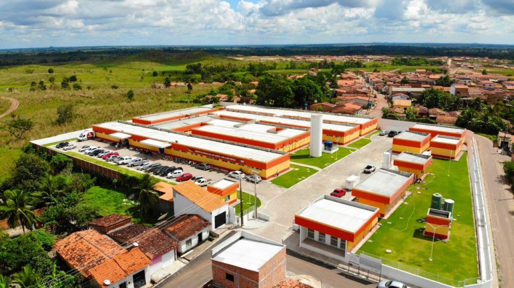 Abertura de novos hospitais foi essencial para reduzir o crescimento de novos casos (Foto: Divulgação)