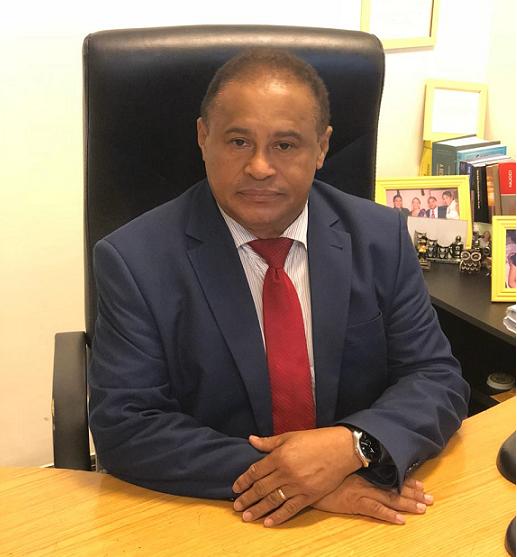 Osmar Gomes, juiz de Direito