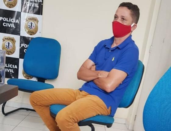 Raimundo Cláudio Diniz teria confessado o crime