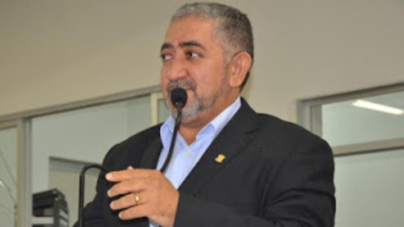 Vereador Zé Carlos, presidente da Câmara Municipal de Imperatriz