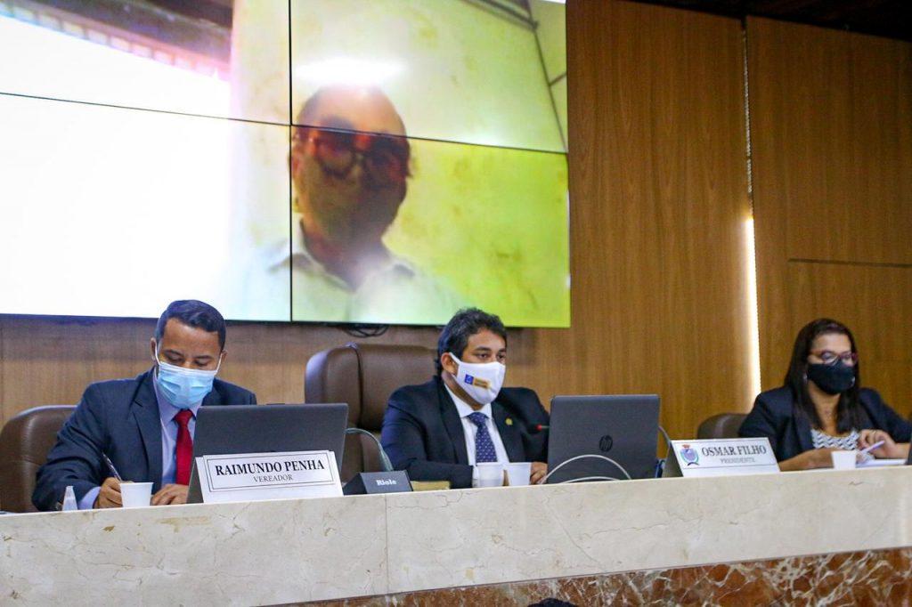 Audiência na Câmara Municipal de São Luís