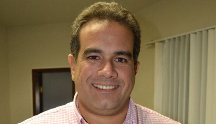 Ex-prefeito Sérgio Albuquerque