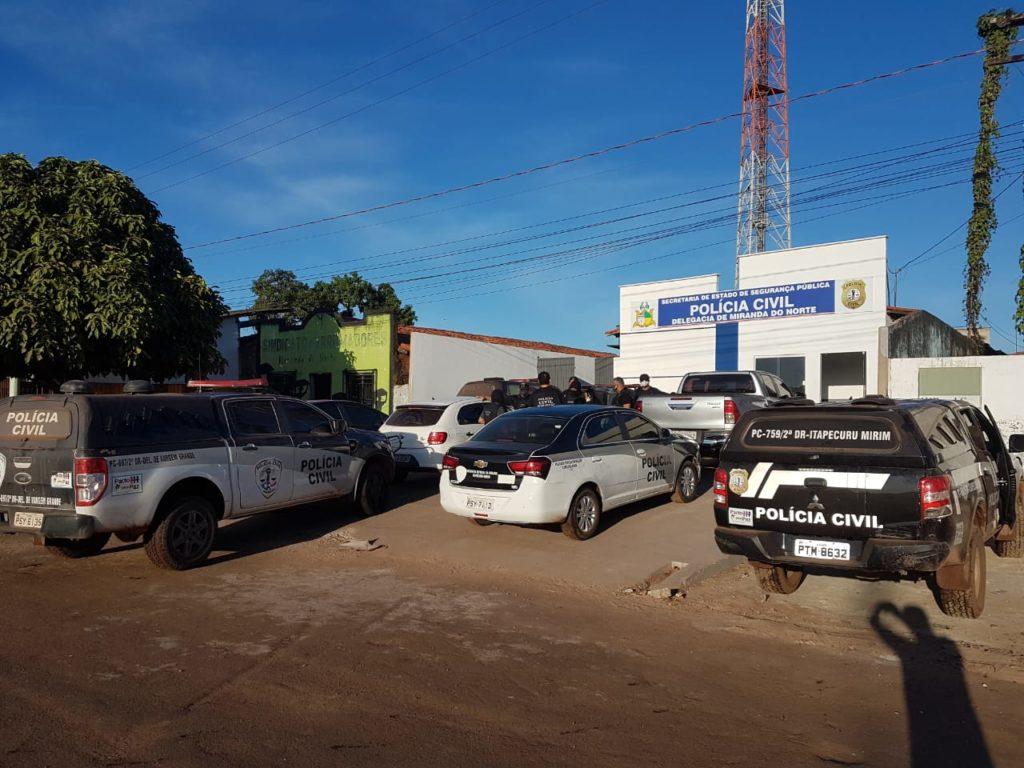 Operação MIDAS em Miranda do Norte