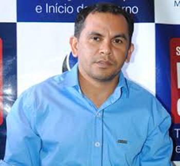 Maguila, prefeito de Serrano do Maranhão