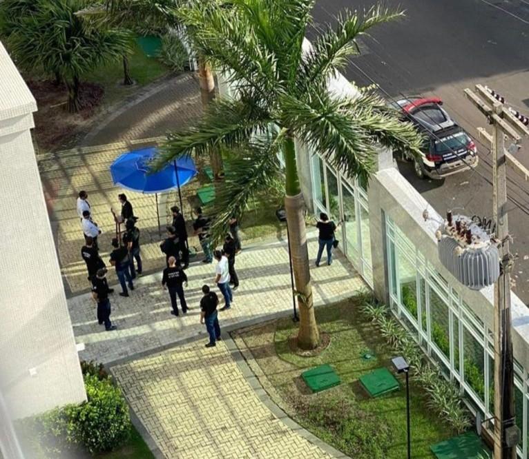 Policiais Civis em operação