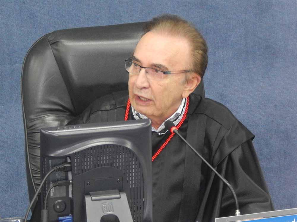 Conselheiro Nonato Lago, Presidente do TCE-MA
