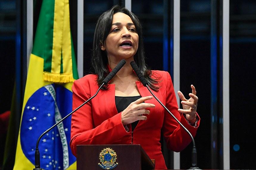 Senadora Eliziane Gama