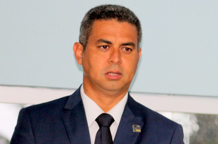 Sidrack Feitosa, prefeito de Morros