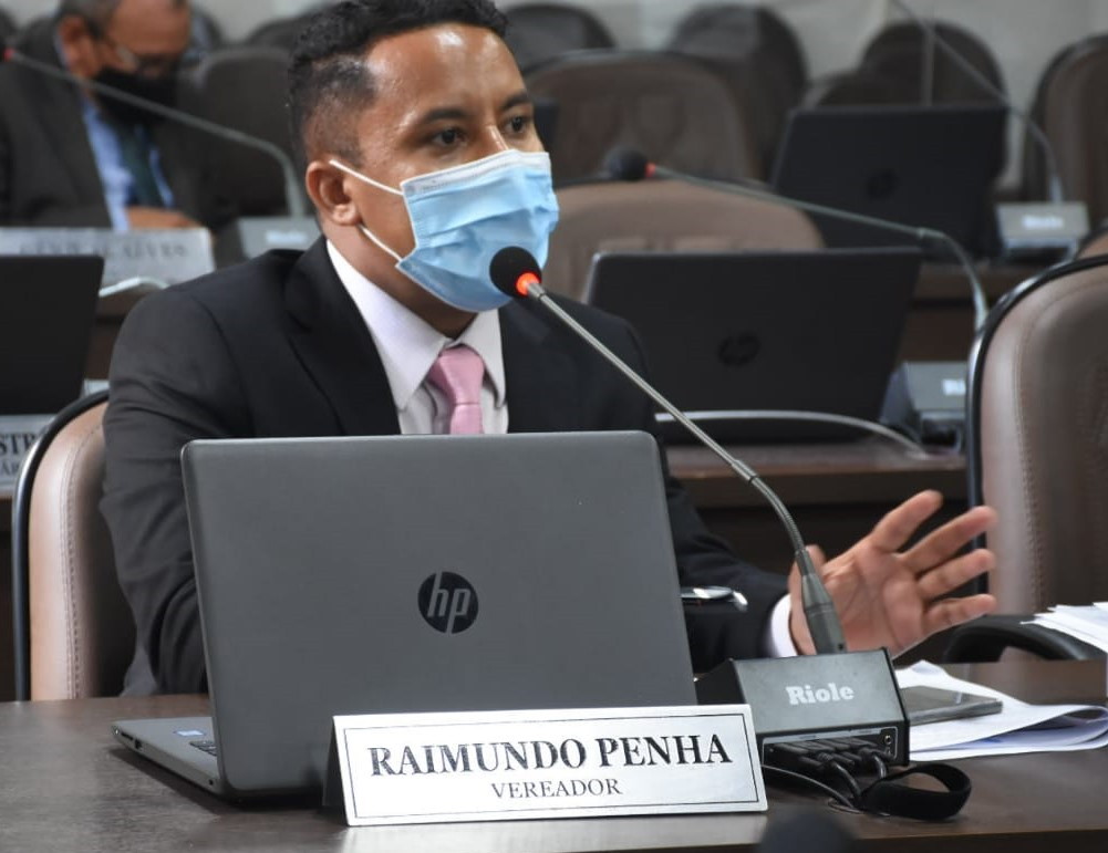 Vereador Raimundo Penha