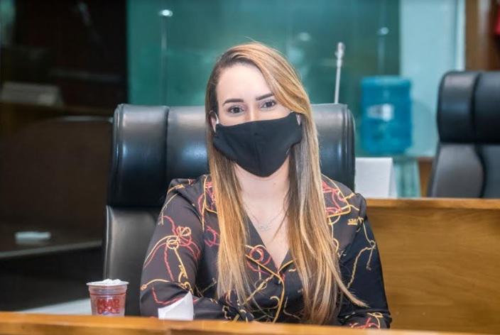 Deputada Dra Thaiza Hortegal