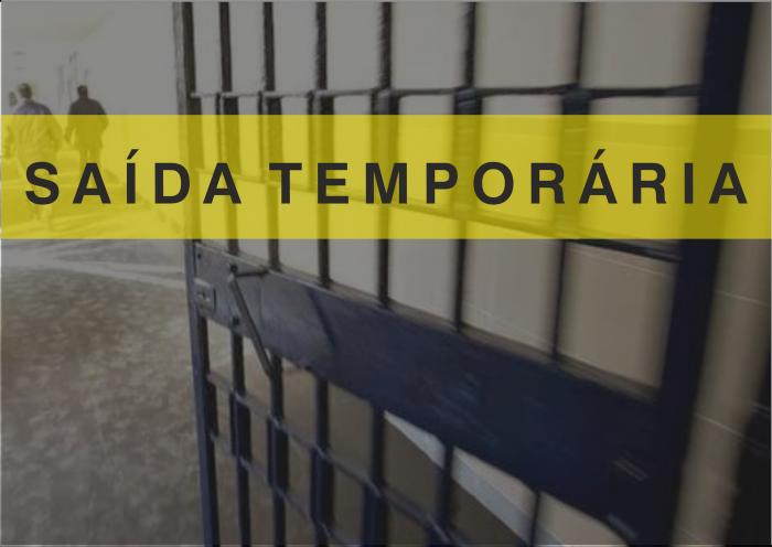 Saída Temporária. Foto Reprodução