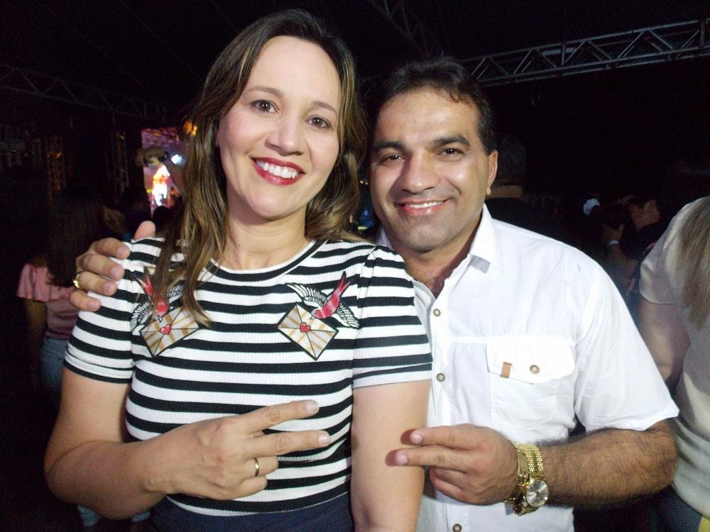 Deputados Detinha e Josimar Maranhãozinho