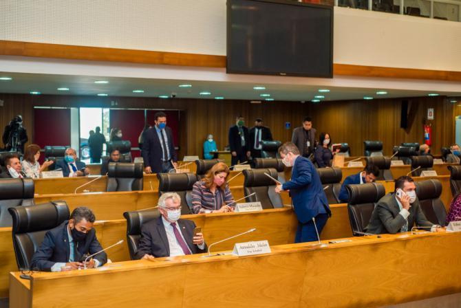 O Projeto de Lei 294/20 foi aprovado na sessão plenária realizada nesta terça-feira, 29