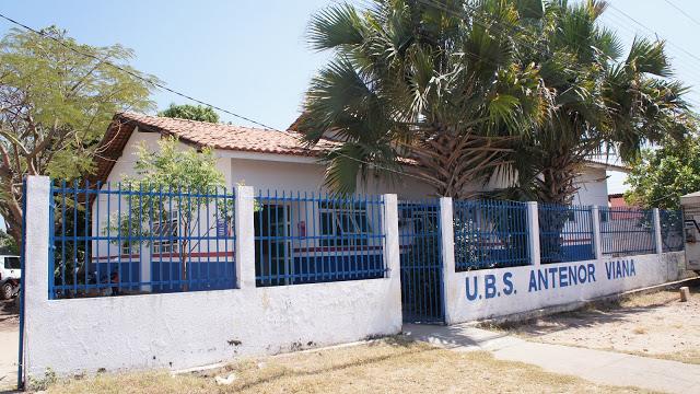 Unidade Básica de Saúde (UBS) do Bairro Antenor Viana em Caxias
