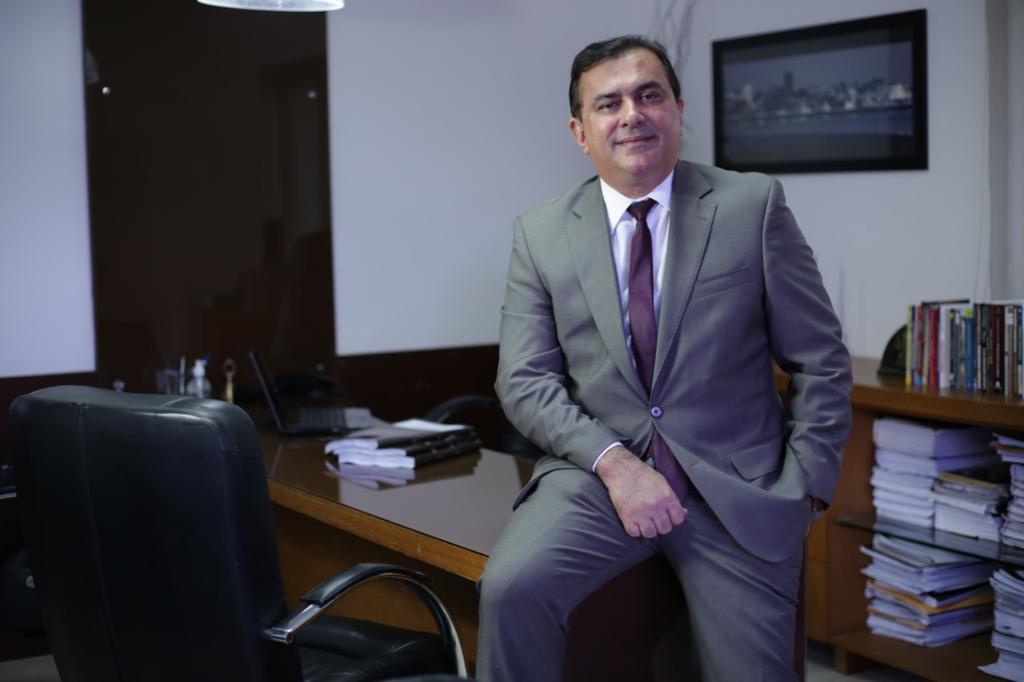 Carlos Sérgio de Carvalho Barros, especialista em direito eleitoral