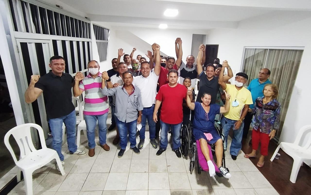 Progressistas declaram apoio a Fred Campos