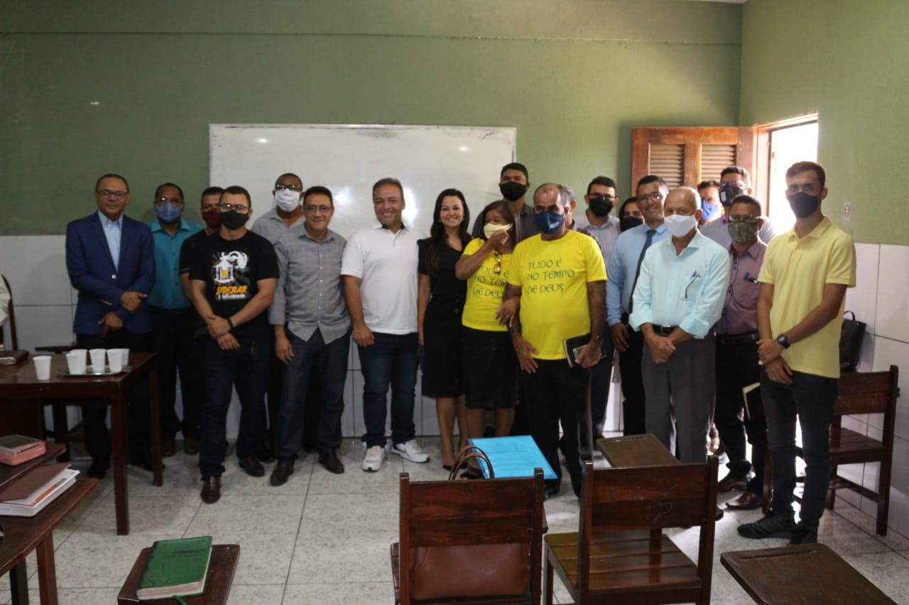 Fred Campos (PL)tem recebido grandes adesões ao seu projeto para administrar Paço do Lumiar