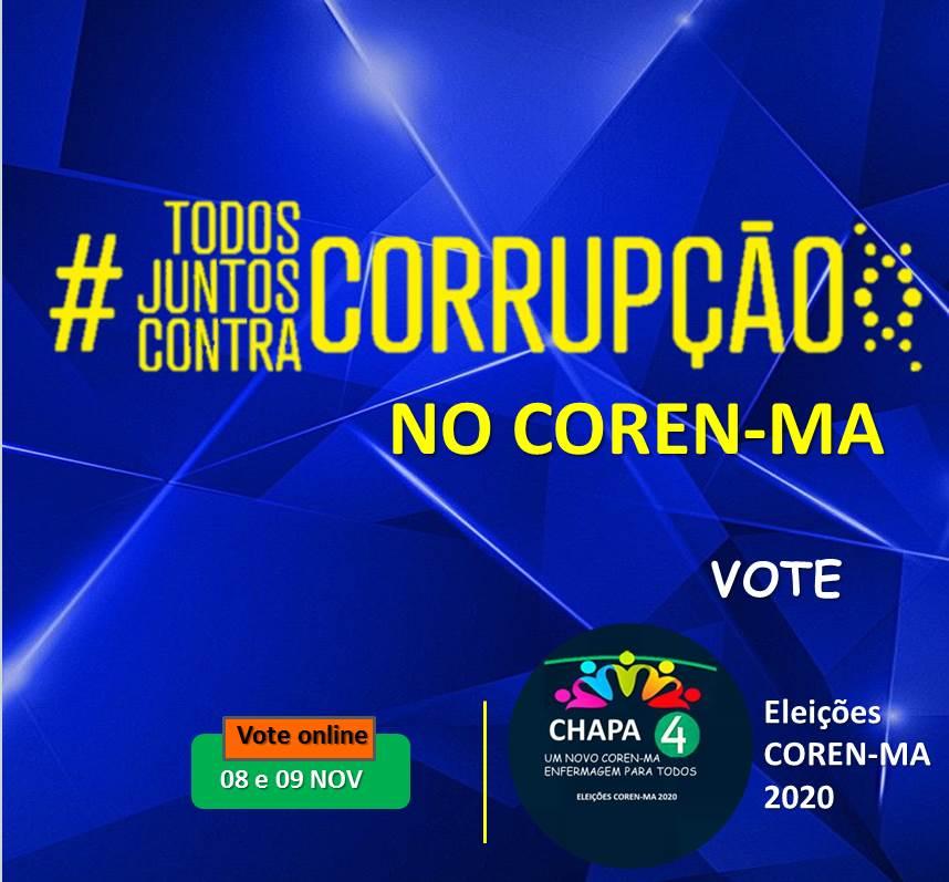 COREN-MA. Foto: Divulgação