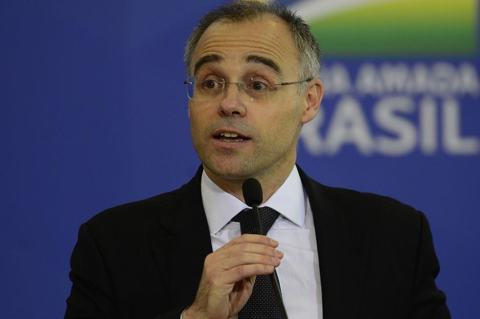 Ministro André Mendonça