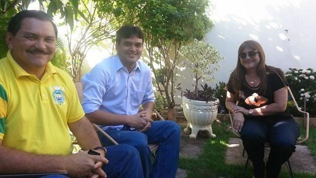 Pai de Rubens Jr, Rubão é internado em São Luís com Covid-19 - Blog do Minard